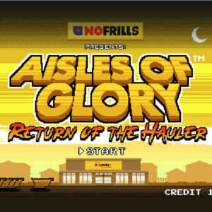Aisles of Glory Project Preview